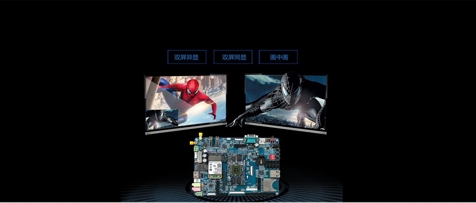 i.MX6Q双屏支持