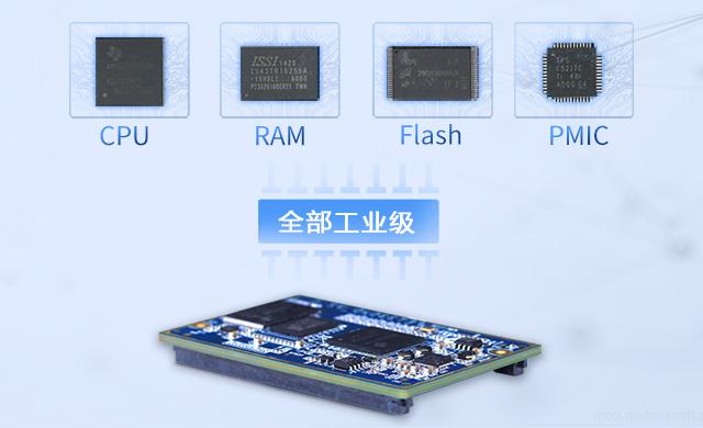 AM335x工业级he心板phone
