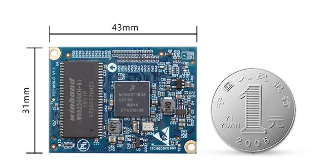 iMXRT1052gui格配置