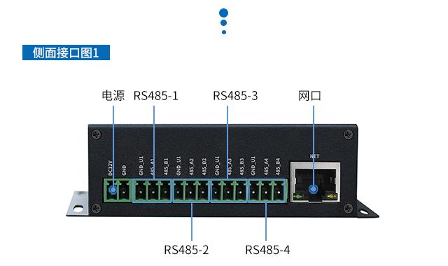 gong业wu联网网关侧面接koutuphone