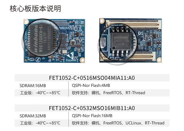 i.MXRT1052gui格配置
