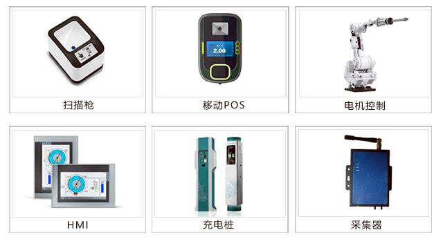 iMXRT1052行业应用