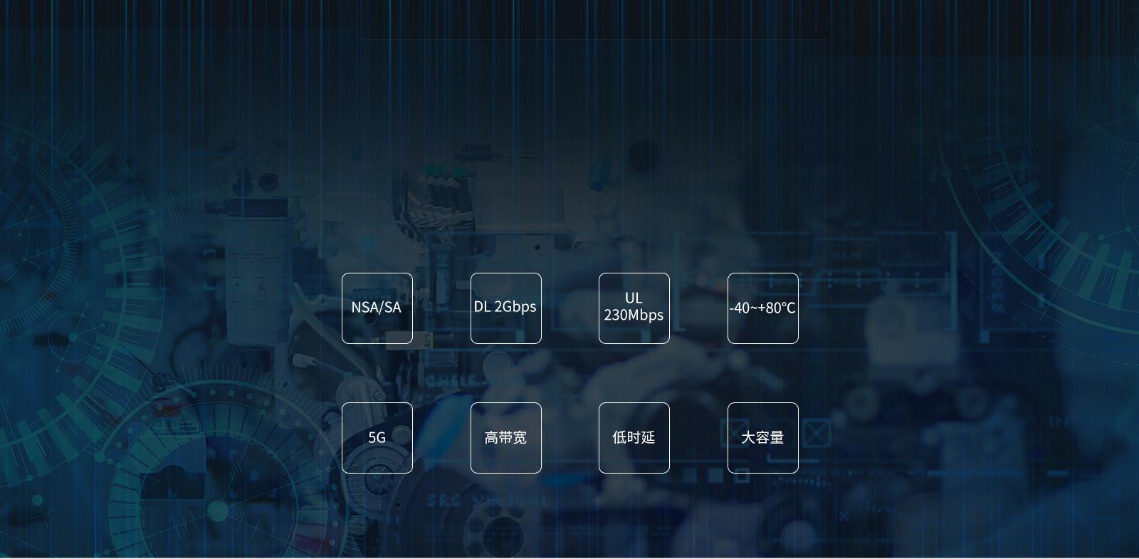 zhuan为工业huanjing打造的5G工业网关