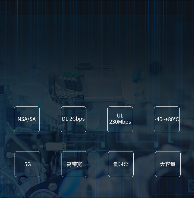 zhuan为工业应用打造的5G工业网关
